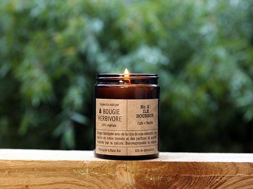 No. 2 : ILE BOURBON - Café + Vanille - Moyenne
