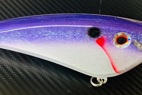 """7"""" Purple back shad"""