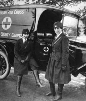 Red Cross History of Service