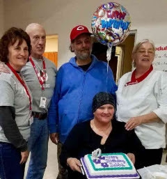 A 50th Birthday Surprise
