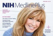 NIH MedlinePlus Magazine Highlights NINR Palliative Care Resources