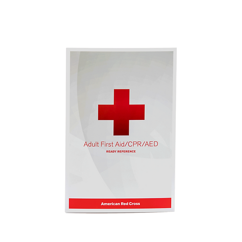 Pediatric First Aid/CPR/AED material for CPR class