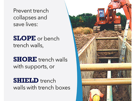 Did you know OSHA has Trenching Resources?
