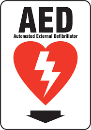 Man collapses at gym and is saved by an employee armed with AED & CPR training