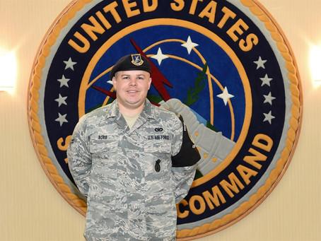 Face of Defense: Airman saves Civilian at Gym