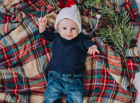 6 Easy Steps to Having the Best Family Christmas Photoshoot