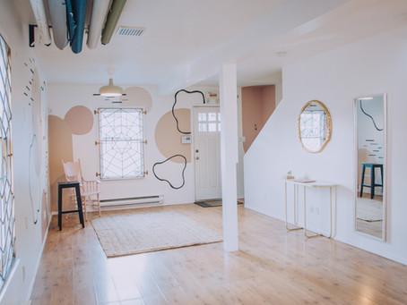 New Studio! 1721 Grant St.