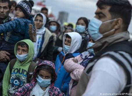 Migrantes estão entre os mais afetados pela pandemia, diz OCDE.