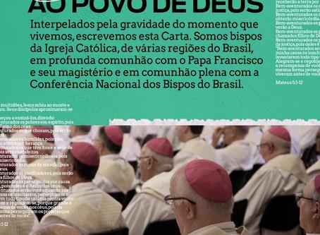 Série de vídeos populariza a Carta ao Povo de Deus, sobre a grave situação que o Brasil atravessa