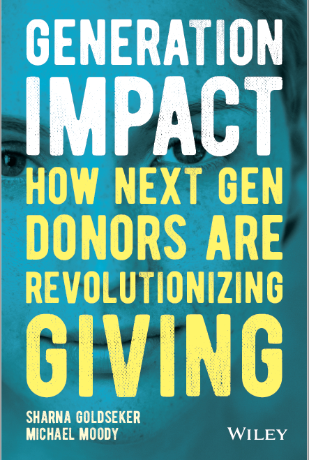 Generation Impact book cover
