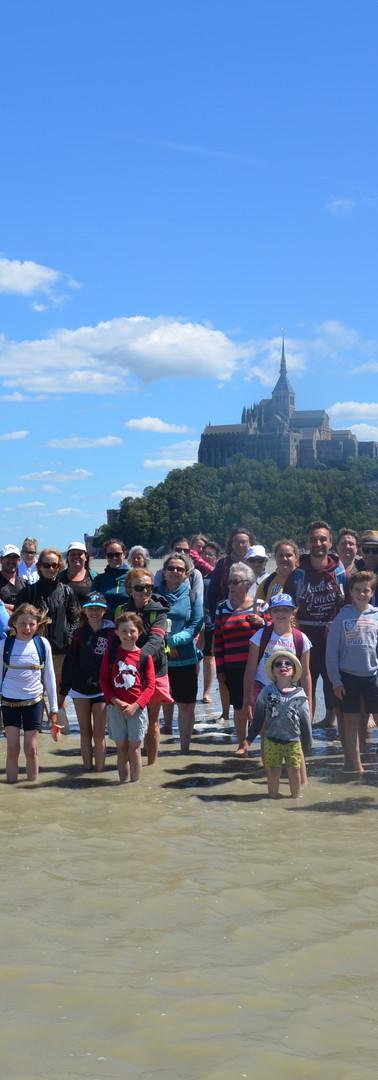 La Baguenaude au Mont Saint Michel