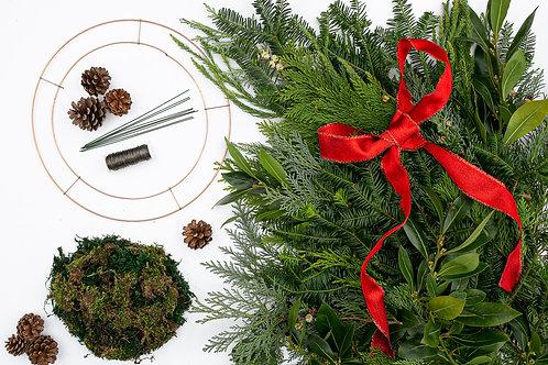 Virtual Wreath Workshop Kit