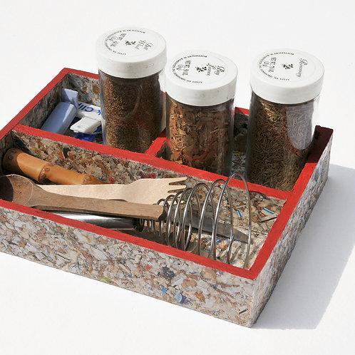 JAMA 3-SLOT BOX TRAY