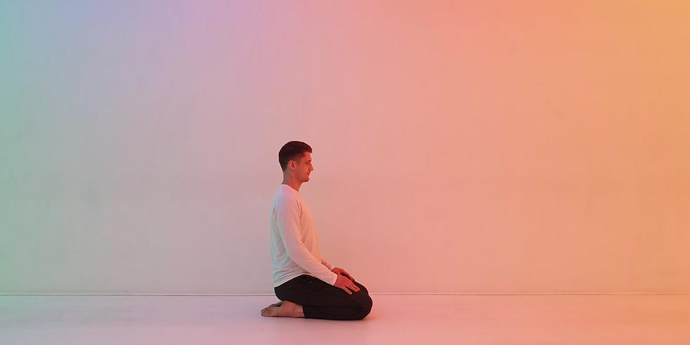Online Breathwork Class with Artur Paulins