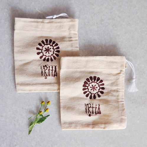 ANNA GIFT POUCH - SET OF 2