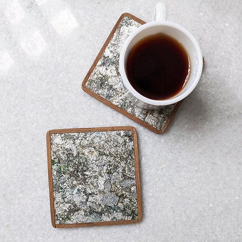 ACCENT COASTERS - SET OF 2