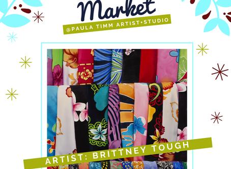 'ARTIST FEATURE' Brittney Tough