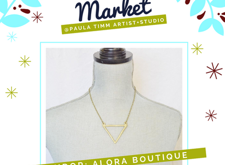 'VENDOR FEATURE' Alora Boutique