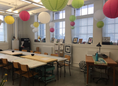 Calgary Art Workshops and Other News