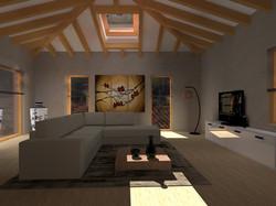 RENDER attico