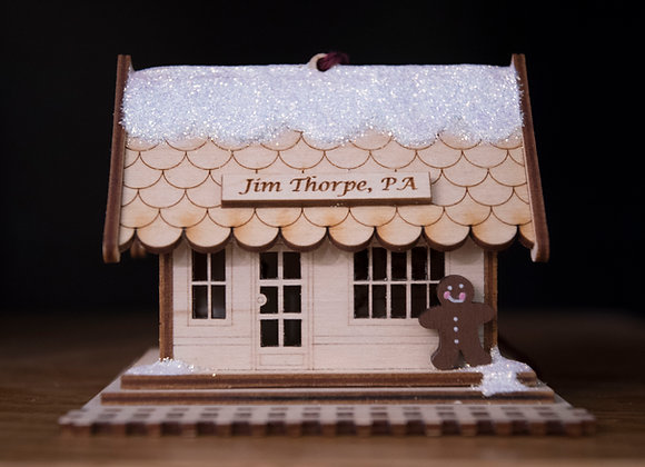 Custom Jim Thorpe GingerCottage