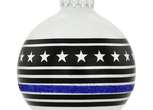 Thin blue line ball