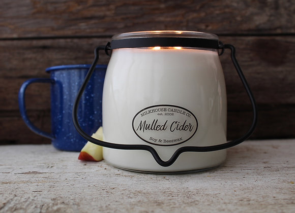 Mulled Cider 16oz. Milkhouse candle