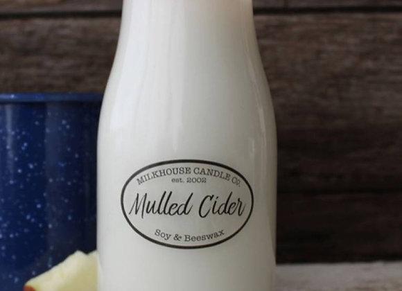 Mulled Cider 8oz Milkbottle candle
