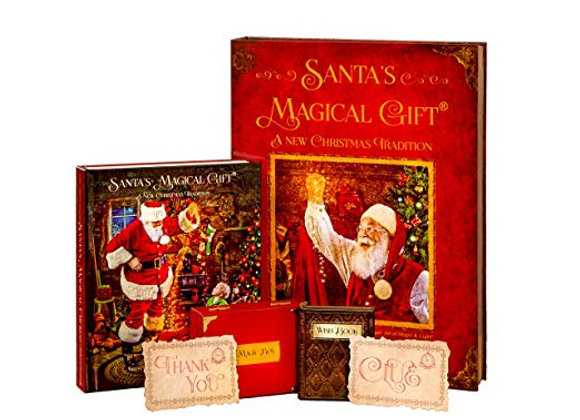 Santa's Magical Gift Set