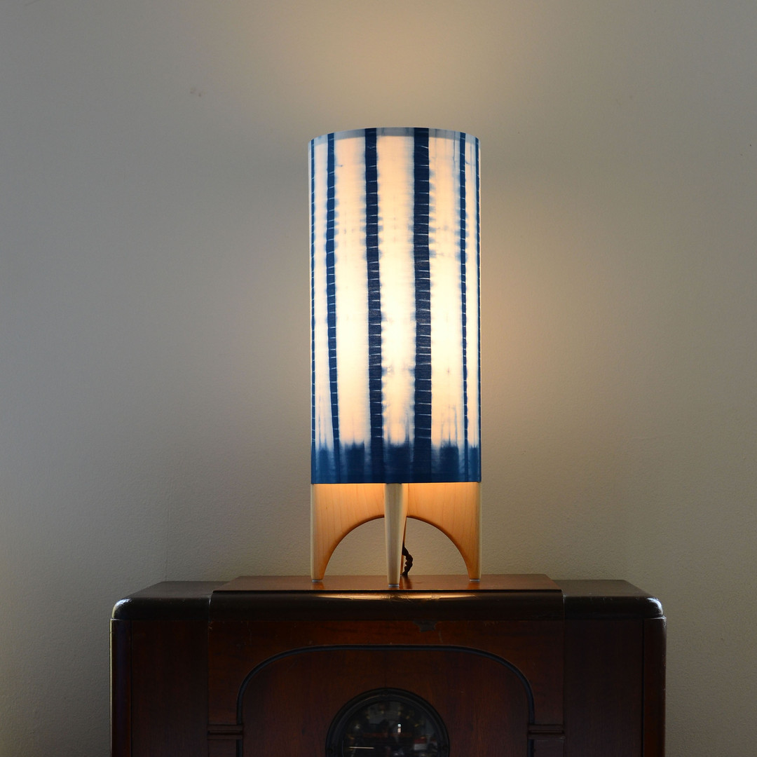 SHIBORI TABLE LAMP