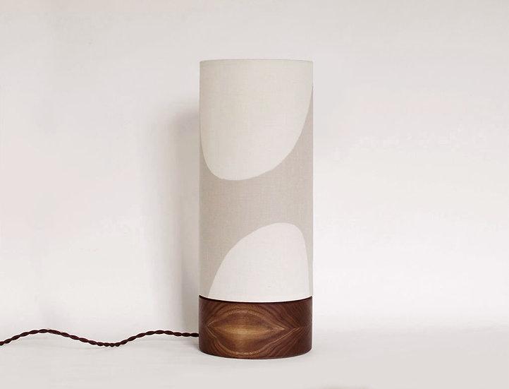 LUMA TABLE LAMP - Round Base