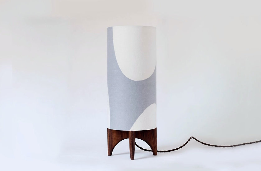 LUMA table lamp front view