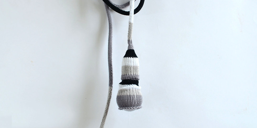 KNIT PENDANT LIGHT