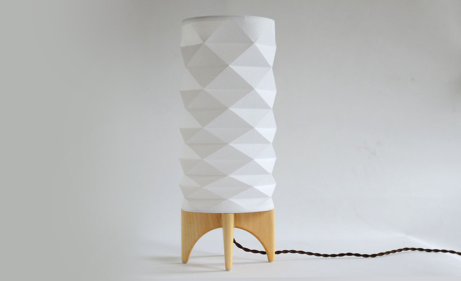 Maple Origami Table Lamp