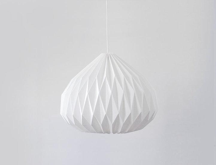 Xlarge origami pendant lamp