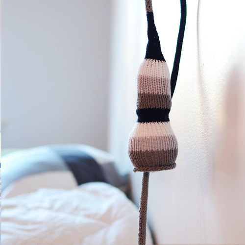 Knit Pendant Lamp