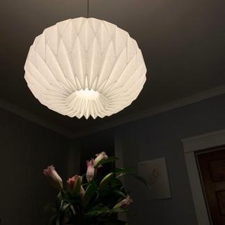 Mid-Century Modern Style Hanging lamp