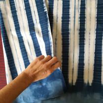 Shibori textile