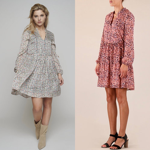 Rino & Pelle Printed Dress