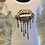 Thumbnail: Leopard Lips Motif T-Shirt Top