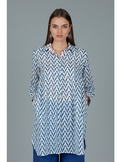 Pranella Shirt Dress from the Greek Collection