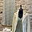 Thumbnail: Polly Spot Pleated Maxi Skirt
