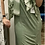 Thumbnail: Jersey Maxi Dress with Ruched Hem Detail