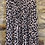 Thumbnail: Animal Print Pleated Maxi Skirt