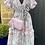 Thumbnail: Sammy Tassel Tie Frill Tiered Dress