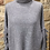 Thumbnail: Shaggy Sleeved Roll Neck Sweater