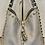 Thumbnail: Gold Stud Detail Slouch Bag