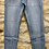 Thumbnail: Pale Denim Jeans with Jewel Ankle Detail