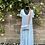 Thumbnail: Italian Cotton Short Sleeve Tiered Dress