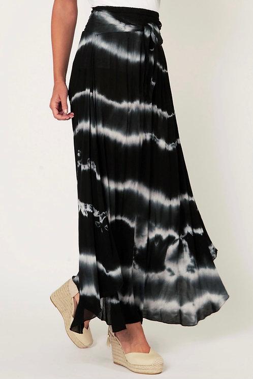 Cindy Tie Dye Maxi Skirt